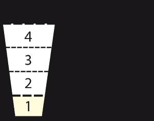 Αραιώνουμε 1 μέρος μείγματος με 3 μέρη φιλτραρισμένο νερό.