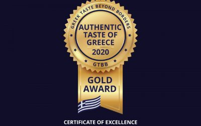 High distinction to bfresh spitiko from Greek Taste Beyond Borders